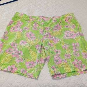 Lilly Pulitzer Resort Fit Shorts Bermuda